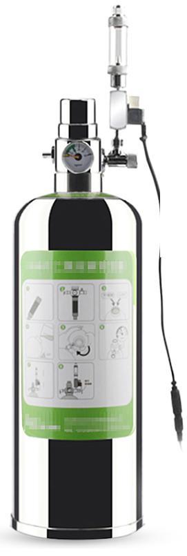 CO2 Difúzor - DIY Generátor Systémová souprava CO2 s ventilem