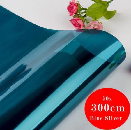 Modra folie 50cm ���e