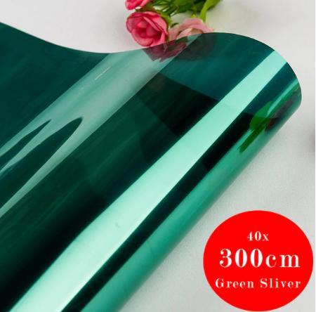 Zelen� folie 40cm ���e